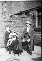 Edward Wilson and family